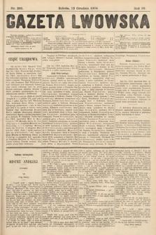 Gazeta Lwowska. 1908, nr285