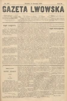 Gazeta Lwowska. 1908, nr287
