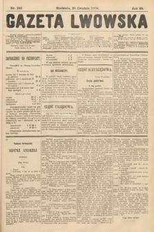 Gazeta Lwowska. 1908, nr292