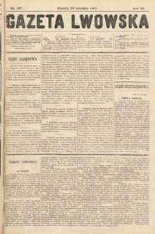 Gazeta Lwowska. 1908, nr297
