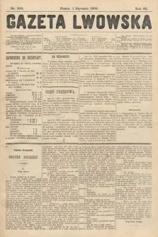 Gazeta Lwowska. 1908, nr300