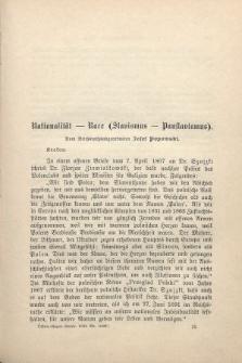 [Oesterreichisch-Ungarische Revue. Jg. 7, 1892, Bd. 13, Heft4 und 5]