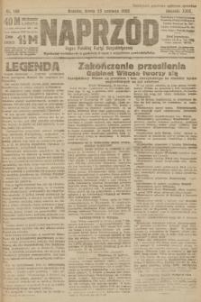 Naprzód : organ Polskiej Partyi Socyalistycznej. 1920, nr 148