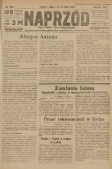 Naprzód : organ Polskiej Partyi Socyalistycznej. 1920, nr 222