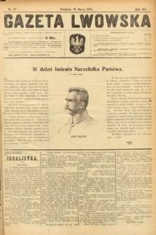 Gazeta Lwowska. 1921, nr65