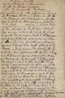 Histoire secrette de la duchesse d' Hannovre