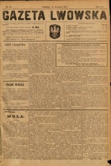 Gazeta Lwowska. 1921, nr87