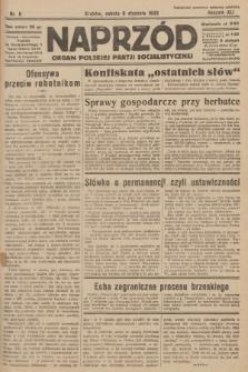 Naprzód : organ Polskiej Partji Socjalistycznej. 1932, nr6