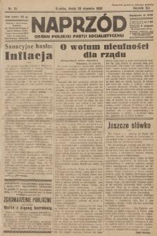 Naprzód : organ Polskiej Partji Socjalistycznej. 1932, nr15