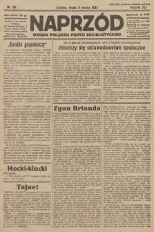 Naprzód : organ Polskiej Partji Socjalistycznej. 1932, nr56