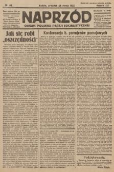 Naprzód : organ Polskiej Partji Socjalistycznej. 1932, nr68