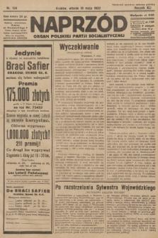 Naprzód : organ Polskiej Partji Socjalistycznej. 1932, nr104