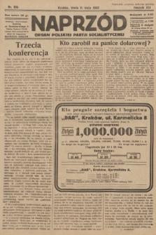 Naprzód : organ Polskiej Partji Socjalistycznej. 1932, nr105