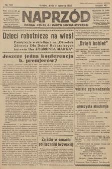 Naprzód : organ Polskiej Partji Socjalistycznej. 1932, nr127