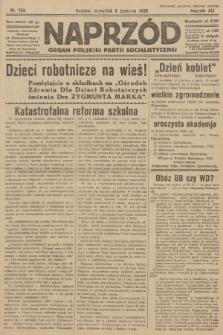 Naprzód : organ Polskiej Partji Socjalistycznej. 1932, nr128