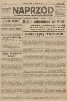 Naprzód : organ Polskiej Partji Socjalistycznej. 1932, nr129