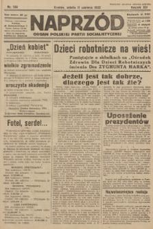 Naprzód : organ Polskiej Partji Socjalistycznej. 1932, nr130