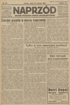 Naprzód : organ Polskiej Partji Socjalistycznej. 1932, nr141
