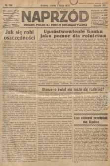 Naprzód : organ Polskiej Partji Socjalistycznej. 1932, nr146