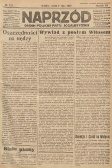 Naprzód : organ Polskiej Partji Socjalistycznej. 1932, nr152