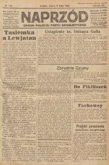 Naprzód : organ Polskiej Partji Socjalistycznej. 1932, nr153