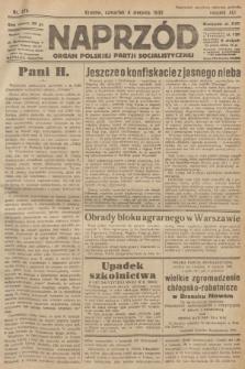 Naprzód : organ Polskiej Partji Socjalistycznej. 1932, nr175