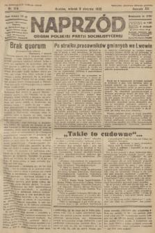 Naprzód : organ Polskiej Partji Socjalistycznej. 1932, nr179 (po konfiskacie nakład drugi)