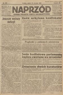 Naprzód : organ Polskiej Partji Socjalistycznej. 1932, nr182