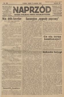 Naprzód : organ Polskiej Partji Socjalistycznej. 1932, nr199