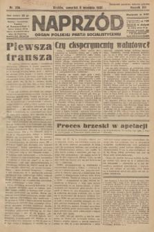Naprzód : organ Polskiej Partji Socjalistycznej. 1932, nr204