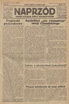 Naprzód : organ Polskiej Partji Socjalistycznej. 1932, nr211 (po konfiskacie nakład drugi)