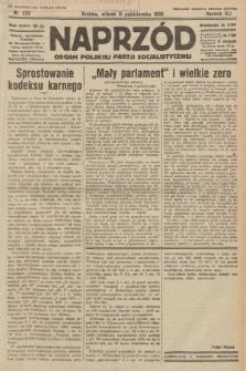 Naprzód : organ Polskiej Partji Socjalistycznej. 1932, nr232 (po konfiskacie nakład drugi)