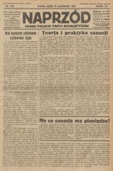 Naprzód : organ Polskiej Partji Socjalistycznej. 1932, nr235 (po konfiskacie nakład drugi)