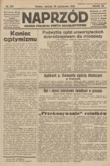 Naprzód : organ Polskiej Partji Socjalistycznej. 1932, nr237