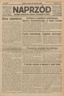 Naprzód : organ Polskiej Partji Socjalistycznej. 1932, nr264