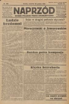 Naprzód : organ Polskiej Partji Socjalistycznej. 1932, nr296