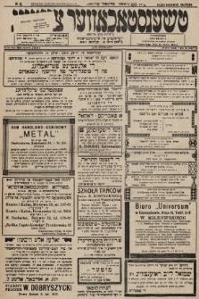 Čenstokower Cajtung = Częstochower Cajtung : eršajnt jeden frajtog. 1931, nr4
