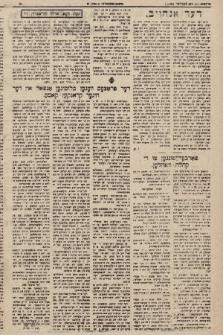 Čenstokower Cajtung = Częstochower Cajtung : eršajnt jeden frajtog. 1931, nr9