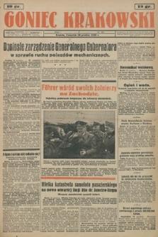 Goniec Krakowski. 1939, nr50