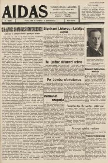 """Aidas : vilniaus lietuvių laikraštis eina tris kartus savaitėje : duoda nemokamus priedus ūkininkams-""""ūkininką"""", Vaikams-""""Varpelį"""". 1939, nr16"""