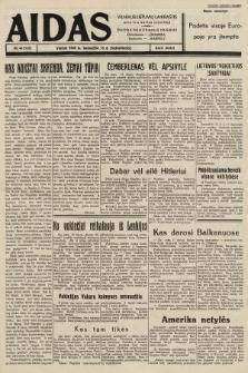 """Aidas : vilniaus lietuvių laikraštis eina tris kartus savaitėje : duoda nemokamus priedus ūkininkams-""""ūkininką"""", Vaikams-""""Varpelį"""". 1939, nr44"""