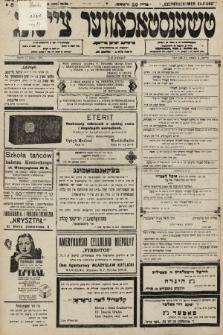 Čenstokower Cajtung = Częstochower Cajtung : eršajnt jeden frajtog. 1936, nr8