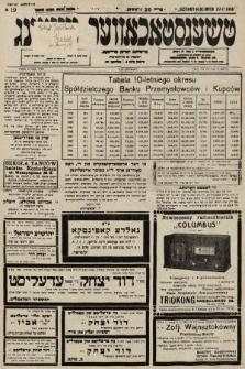 Čenstokower Cajtung = Częstochower Cajtung : eršajnt jeden frajtog. 1936, nr19