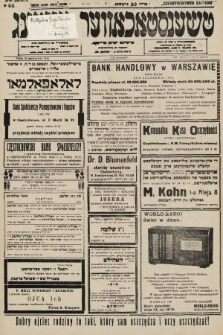 Čenstokower Cajtung = Częstochower Cajtung : eršajnt jeden frajtog. 1936, nr44