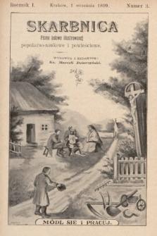 Skarbnica : popularno-naukowa i powieściowa dla ludu polskiego. R. 1, 1899, nr3