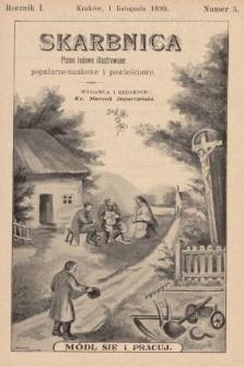 Skarbnica : popularno-naukowa i powieściowa dla ludu polskiego. R. 1, 1899, nr5