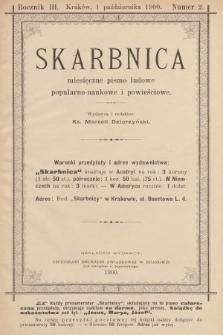 Skarbnica : pismo ludowe. R. 3, 1900, nr2