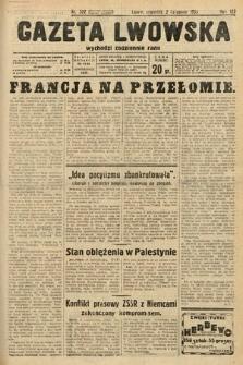 Gazeta Lwowska. 1933, nr302
