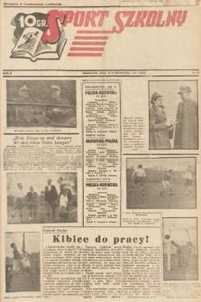 Sport Szkolny. 1938, nr14