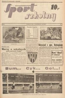 Sport Szkolny. 1938, nr16